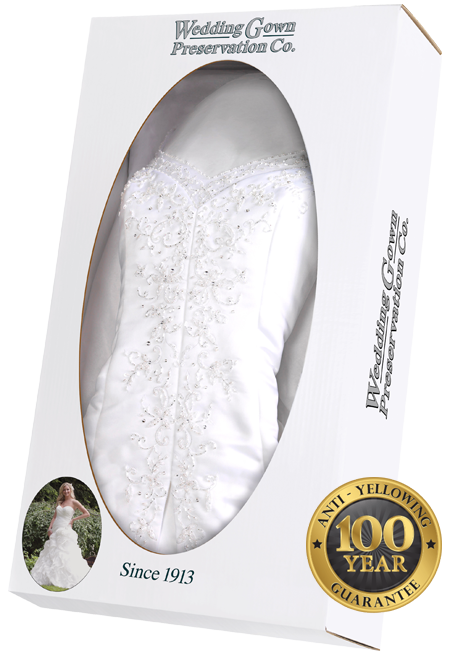 Bridal Gown Preservation Kits - Dianes